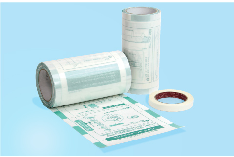 Exclusive tape for Pole type adhesive tape insect catcher