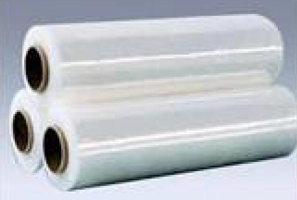 朝日 保鲜膜机适用于任何保鲜膜,也可以使用需要稳定和高温的烯烃膜。